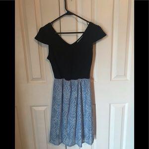 Filly Flair short sleeve dress